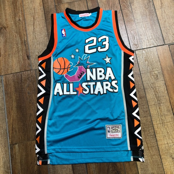 best website c312d ba846 Michael Jordan Retro NBA All Star Jersey Large 🔥